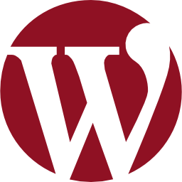 wordpress-logo-of-a-letter-in-a-circle
